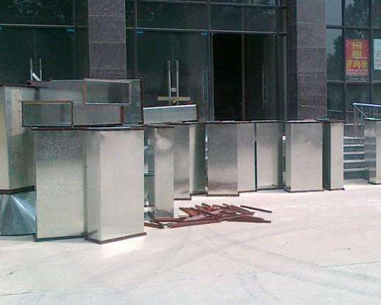 莱芜中央空调风管加工
