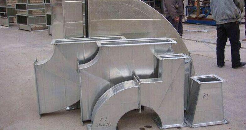 不锈钢通风管道加工厂家