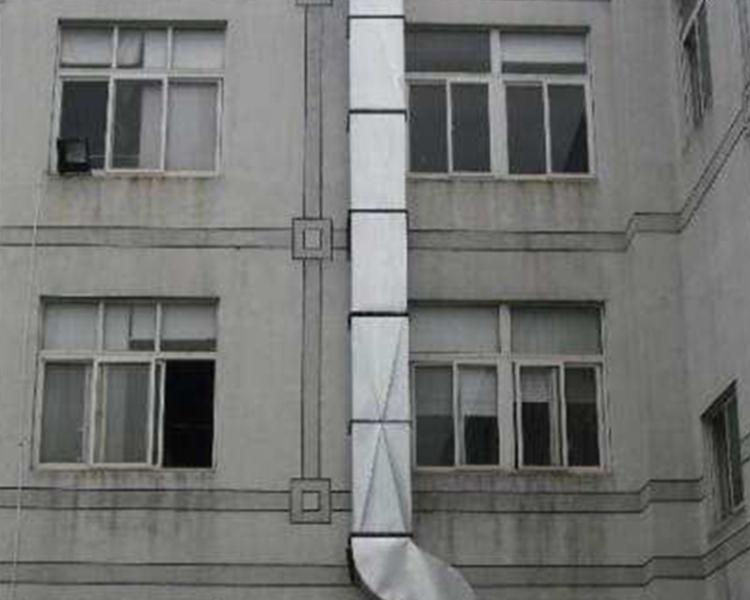 通风管道烟筒