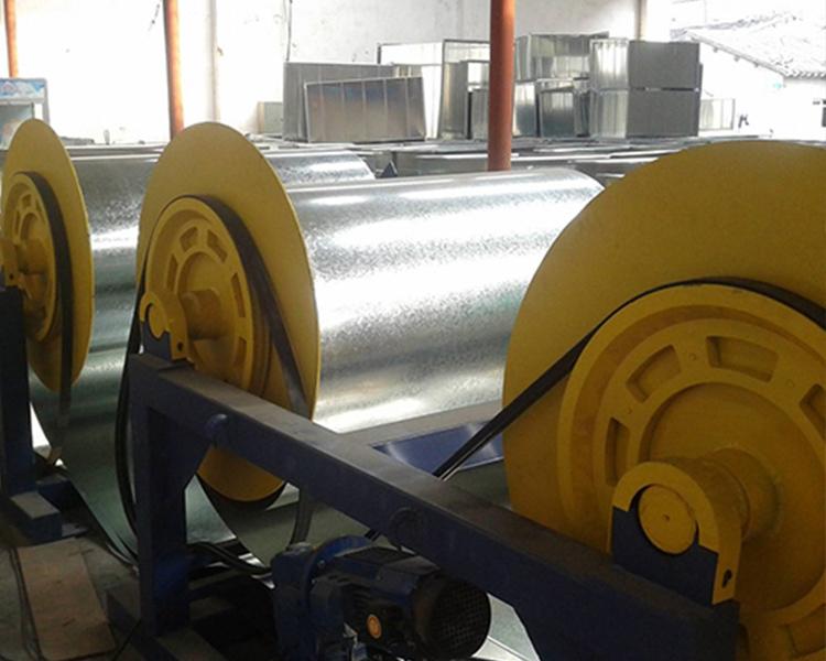 铁皮风管加工厂